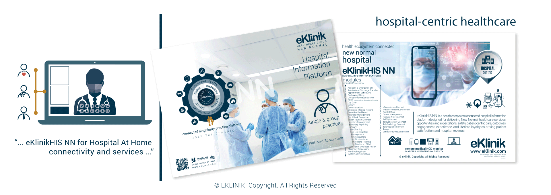 eKlinik Healthcare Cloud